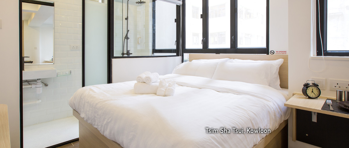 serviced apartment hong kong